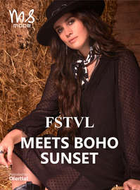 FSTVL Meets Boho Sunset