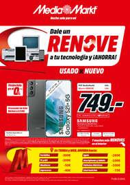 Dale un renove a tu tecnología y ¡ahorra!