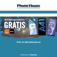 Smartphones exclusivos gratis