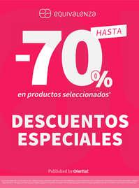 Hasta -70% en productos seleccionados*
