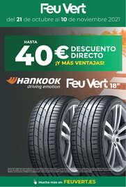 Hasta 40€ descuento directo ¡y más ventajas!