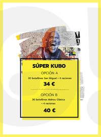 Promociones Kubo King