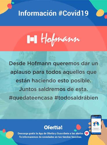 Información Hofmann #Covid19 #quédateencasa- Page 1