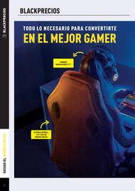 Gaming con accesorios para jugar como un pro