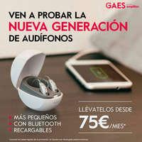 Ven a probar la nueva generación de audífonos