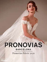 Pronovias Privée 2020