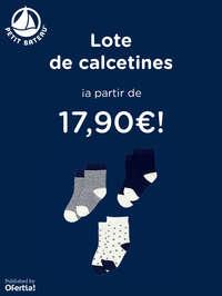 ¡Lote de calcetines a partir de 17,90€!