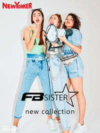 FB Sister. New Collection