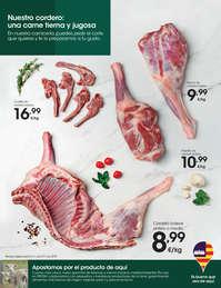 - Nuestro cordero: una carne tierna y jugosa -
