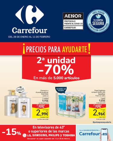 entidad elevación Esplendor  Catálogos de ofertas Carrefour - Folletos de Carrefour - Ofertia