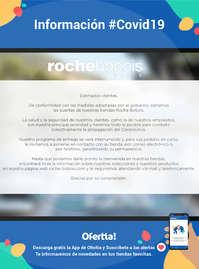 Información Roche Bobois #Covid19
