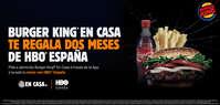 Burger King te regala HBO España