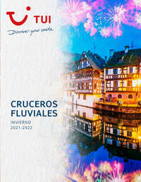 Cruceros fluviales 2021-2022 🚢