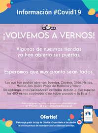 Información La Oca #Covid19