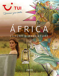 África, luxury and adventure