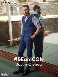 #BeAnIcon - Justin O'Shea