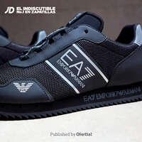 🔥 Con el último EA7 patea en línea y en tienda 🔥