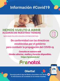 Información - Consulta horarios #Covid19