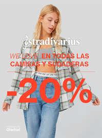-20% en camisas y sudaderas