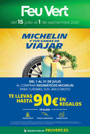 Michelin y tus ganas de viajar 🚙