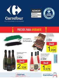 Lo nuestro, Extremadura