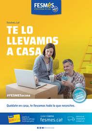 Es momento de compartir. Todos somos héroes #FESMESacasa