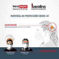 Material de protección Covid-19