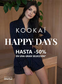 Happy Days. Hasta -50%