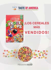 ¡Los cereales más vendidos! 🥄