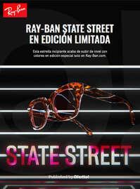 Ray-Ban State Street en Edición Limitada